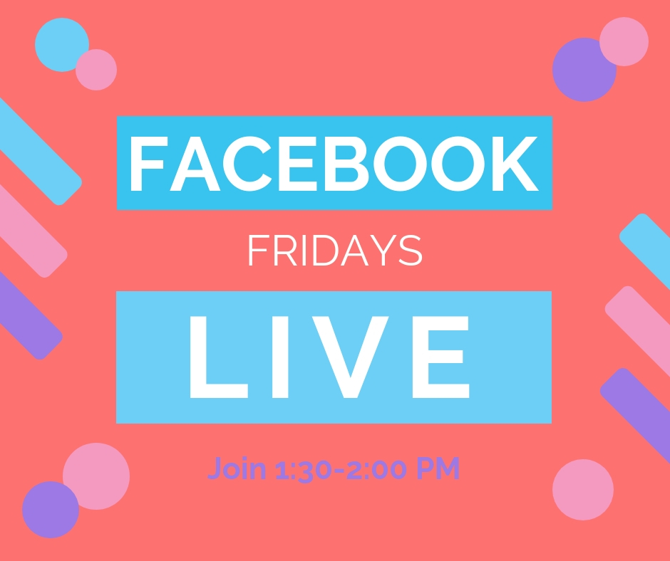 Facebook Live Fridays: Hot Topics on Dating, Marriage, and Sex