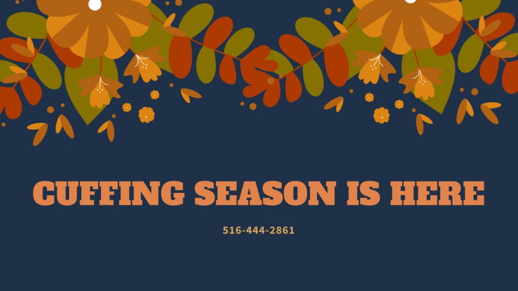 Are You Ready For Cuffing Season?!