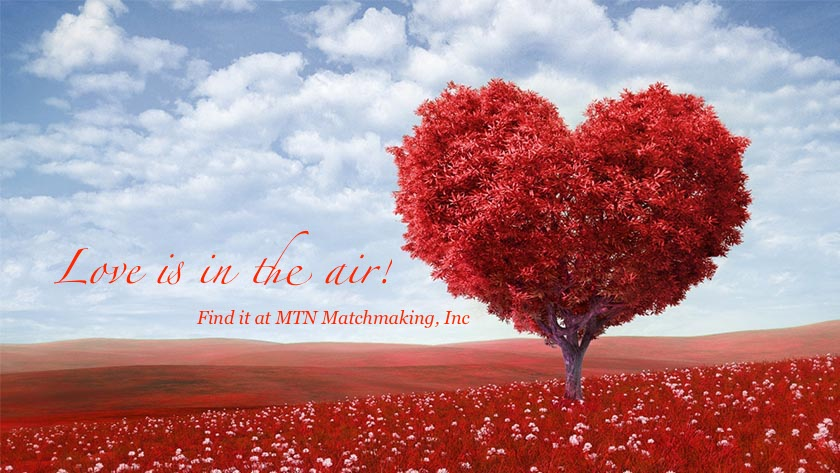 Valentine's Day is everyday at MTN Matchmaking!